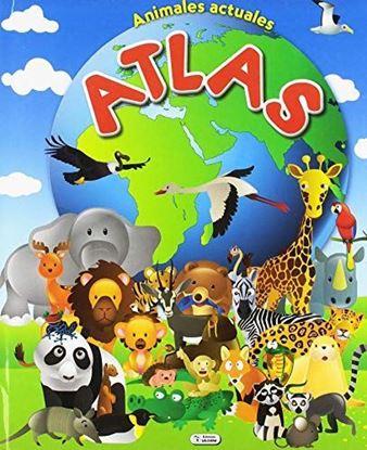 Imagen de ATLAS DE ANIMALES ACTUALES