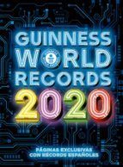 Imagen de GUINNESS WORLD RECORDS 2020