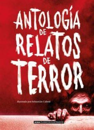 Imagen de ANTOLOGIA RELATOS TERROR (CLASICOS ALMA)