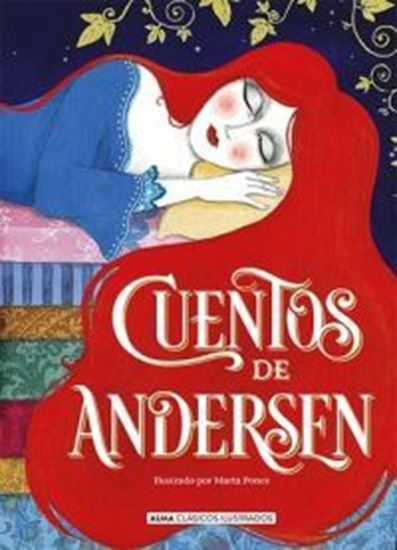 Imagen de CUENTOS DE ANDERSEN (CLASICOS ALMA)