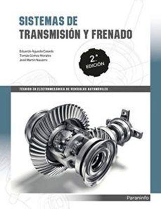 Imagen de SISTEMAS DE TRANSMISION Y FRENADO