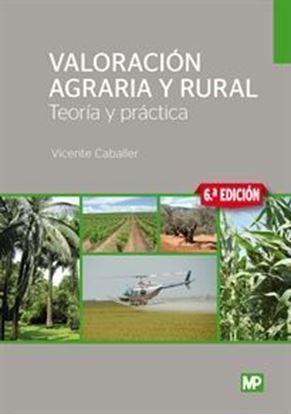 Imagen de VALORACION AGRARIA Y RURAL
