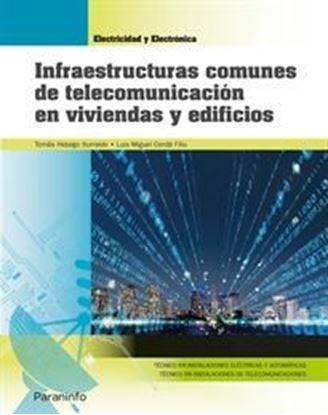 Imagen de INFRAESTRUCTURAS COMUNES DE TELECOMUNICA