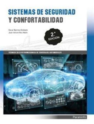 Imagen de SISTEMAS DE SEGURIDAD Y CONFORTABILIDAD