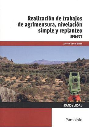 Imagen de REALIZACION DE TRABAJOS DE AGRIMENSURA