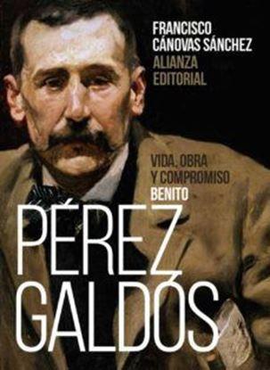 Imagen de BENITO PEREZ GALDOS. VIDA, OBRA Y COMPRO