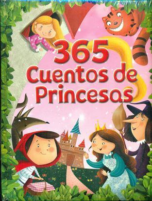 Imagen de 365 CUENTOS DE PRINCESAS