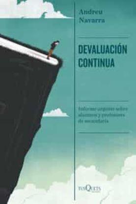 Imagen de DEVALUACION CONTINUA