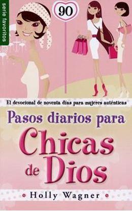 Imagen de PASOS DIARIOS PARA UNA CHICA DE DIOS (BO