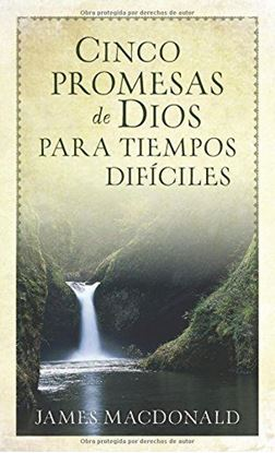 Imagen de CINCO PROMESAS DE DIOS PARA TIEMPOS DIFI