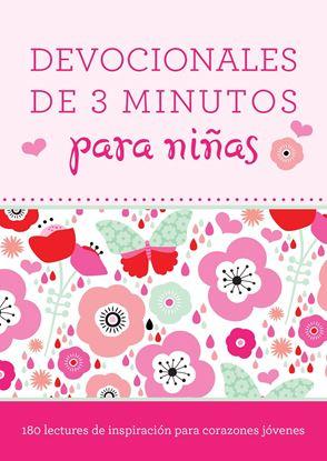 Imagen de DEVOCIONALES DE 3 MINUTOS PARA NIÑAS (BO