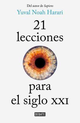 Imagen de 21 LECCIONES PARA EL SIGLO XXI (TB)