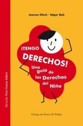 Imagen de ¡TENGO DERECHOS! UNA GUIA DE LOS DEREC
