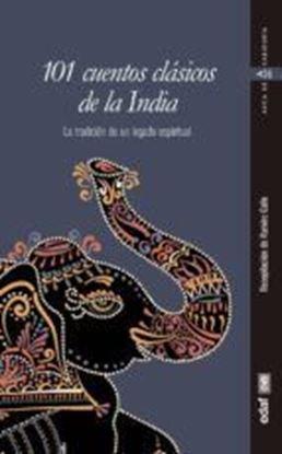 Imagen de 101 CUENTOS CLASICOS DE LA INDIA