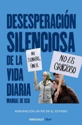 Imagen de DESESPERACION SILENCIOSA DE LA VIDA (BOL