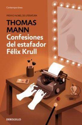 Imagen de CONFESIONES DEL ESTAFADOR KRULL (BOL)