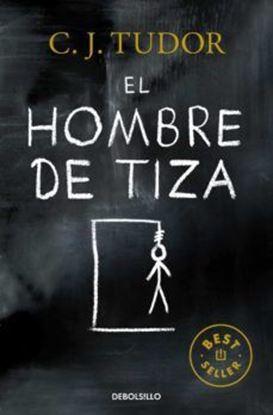 Imagen de EL HOMBRE DE TIZA (BOL)