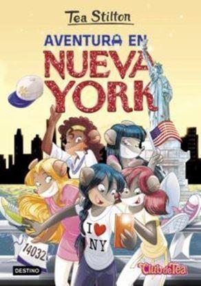 Imagen de TS 6 NUEVO. AVENTURA EN NUEVA YORK