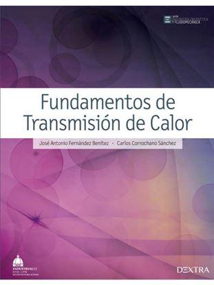 Imagen de FUNDAMENTOS DE TRANSMISION DE CALOR