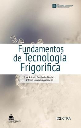 Imagen de FUNDAMENTOS DE TECNOLOGIA FRIGORIFICA