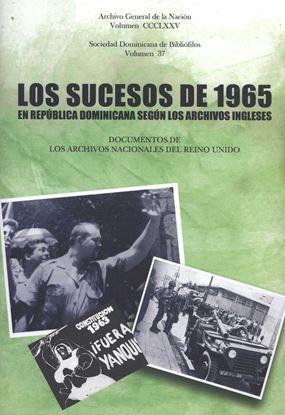 Imagen de LOS SUCESOS DE 1965 EN REP. DOM. SEGUN