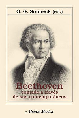 Imagen de BEETHOVEN CONTADO A TRAVES DE SUS CONTEM