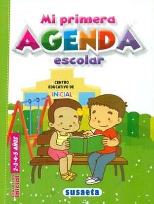 Imagen de MI PRIMERA AGENDA ESCOLAR EDUCACION INIC