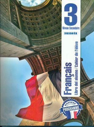 Imagen de FRANCAIS 3 SECUNDARIA - LIBRO DEL ALUMNO
