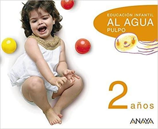 Imagen de ¡AL AGUA PULPO! 2 AÑOS (ANAYA)