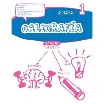 Imagen de CALIGRAFIA 1 (ANAYA)