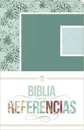 Imagen de BIBLIA RVR CON REFERENCIAS (INVIERNO ABS