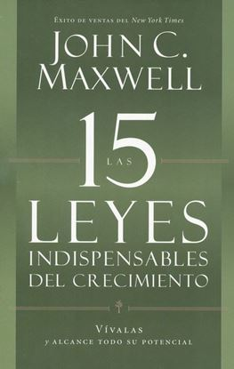 Imagen de LAS 15 LEYES INDISPENSABLES DEL CRECIMIE