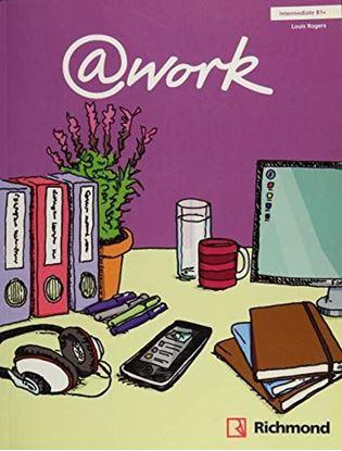 Imagen de @WORK 3 STUDENT'S BOOK B1+