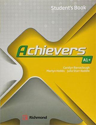 Imagen de ACHIEVERS A1+ STUDENTS BOOK