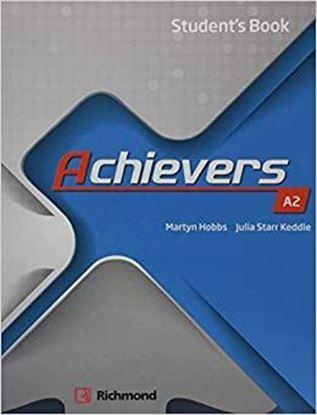 Imagen de ACHIEVERS A2 STUDENTS BOOK