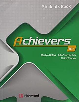 Imagen de ACHIEVERS B1+ STUDENTS BOOK