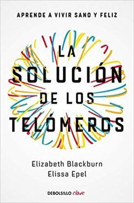 Imagen de LA SOLUCION DE LOS TELOMEROS (BOL)
