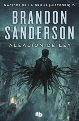Imagen de ALEACION DE LEY (MISTBORN 4) (BOL)