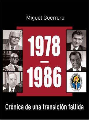 Imagen de 1978-1986 CRONICA DE UNA TRANSICION F.