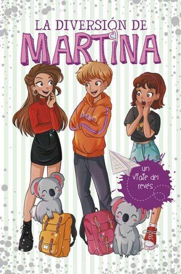 Imagen de DIVERSION DE MARTINA 8 VIAJE DEL REVES