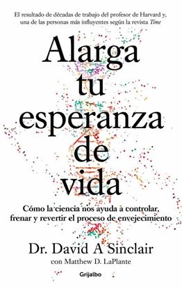 Imagen de ALARGA TU ESPERANZA DE VIDA