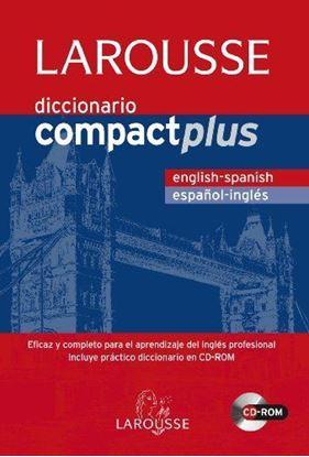 Imagen de DICCIONARIO COMPACT PLUS ENGLISH-SPANISH