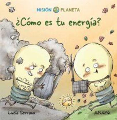 Imagen de ¿COMO ES TU ENERGIA?