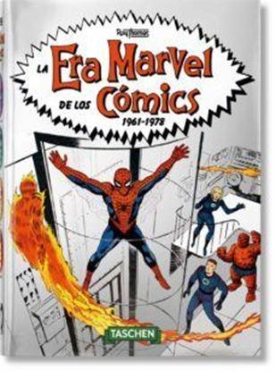 Imagen de LA ERA MARVEL DE LOS COMICS 1961–1978 (E