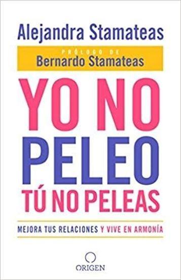 Imagen de YO NO PELEO, TU NO PELEAS