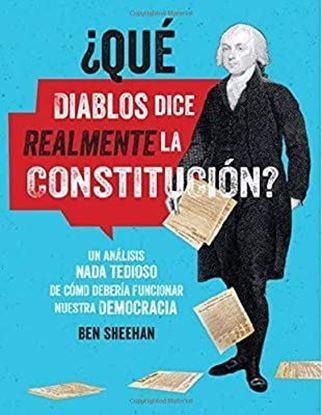 Imagen de ¿QUE DIABLOS DICE REALMENTE LA CONSTITUC