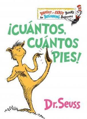 Imagen de ¡CUANTOS, CUANTOS PIES! (THE FOOT BOOK S