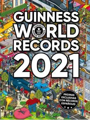Imagen de GUINNESS WORLD RECORDS 2021