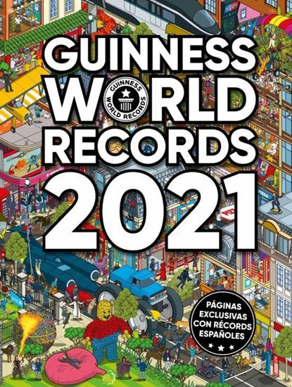 Imagen de GUINNESS WORLD RECORDS 2021