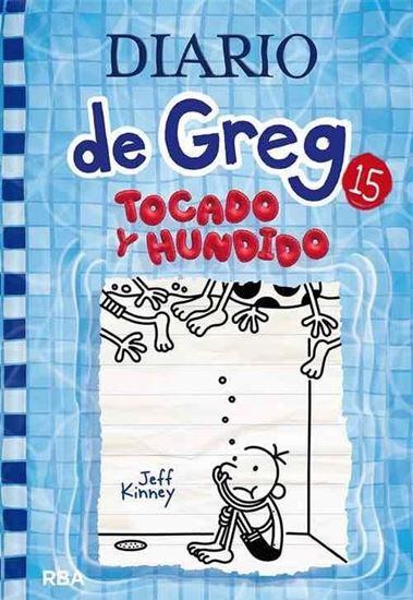Imagen de DIARIO DE GREG 15. TOCADO Y HUNDIDO